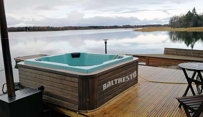 kuva Fisparsin parhaat varusteet kylpytynnyriin tai 15 must have -varustetta Fisparsin puulämmitteistä kylpytynnyriä varten